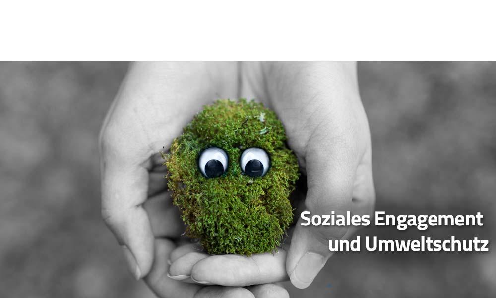 Soziales Engagement & Umweltschutz in Wuppertal