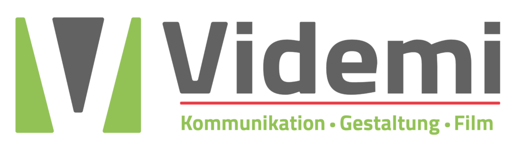 Videmi Kommunikation Gestaltung Filmproduktion